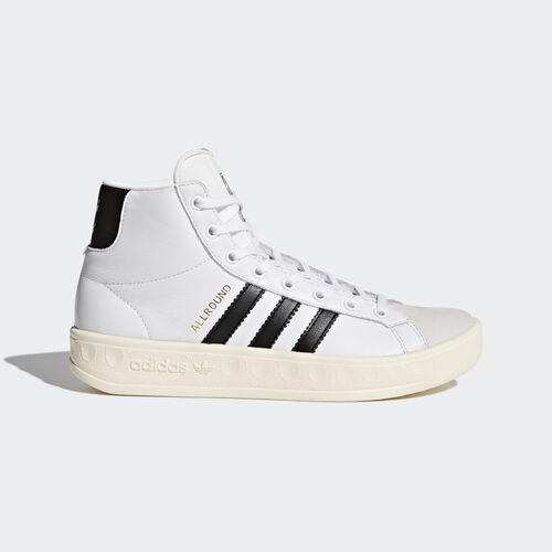 adidas - Allround Original Schuh Footwear White/Core Black/Gold Metallic BB5184