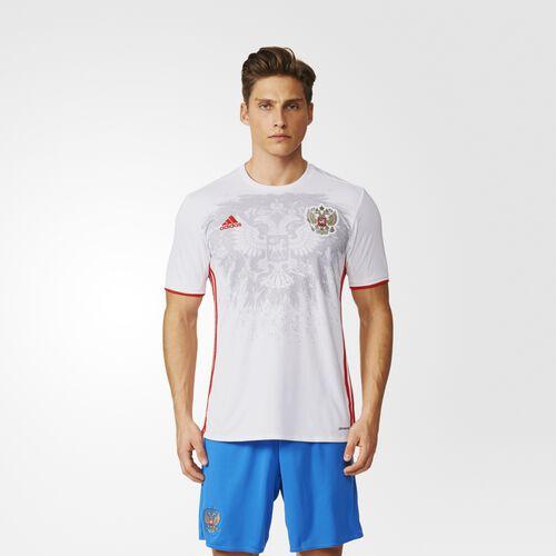 adidas - Ryssland Bortatröja White/Red AA0387
