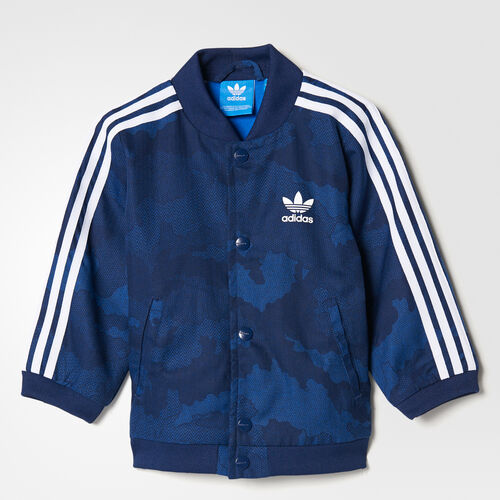 adidas - Jacket Blue/Dark Blue BK2821