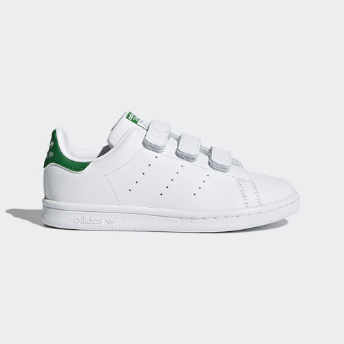 adidas - Stan Smith Shoes Footwear White/Green M20607