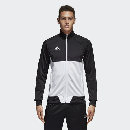 adidas - Tiro 17 Trainingsjacke Black/White BQ2598
