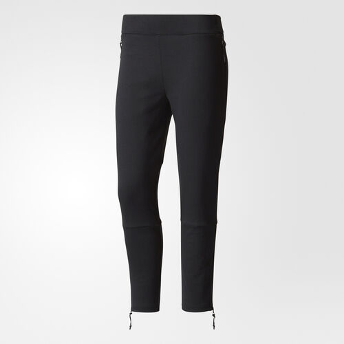 adidas - ID Glory 7/8 Skinny Pants Black BQ9456
