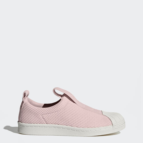 adidas - Chaussure Superstar BW Slip-on Icey Pink /Icey Pink /Off White BY9138