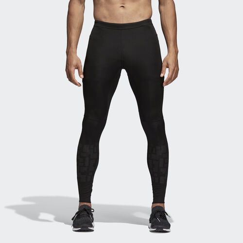 adidas - Supernova lange Tight Black BQ7234