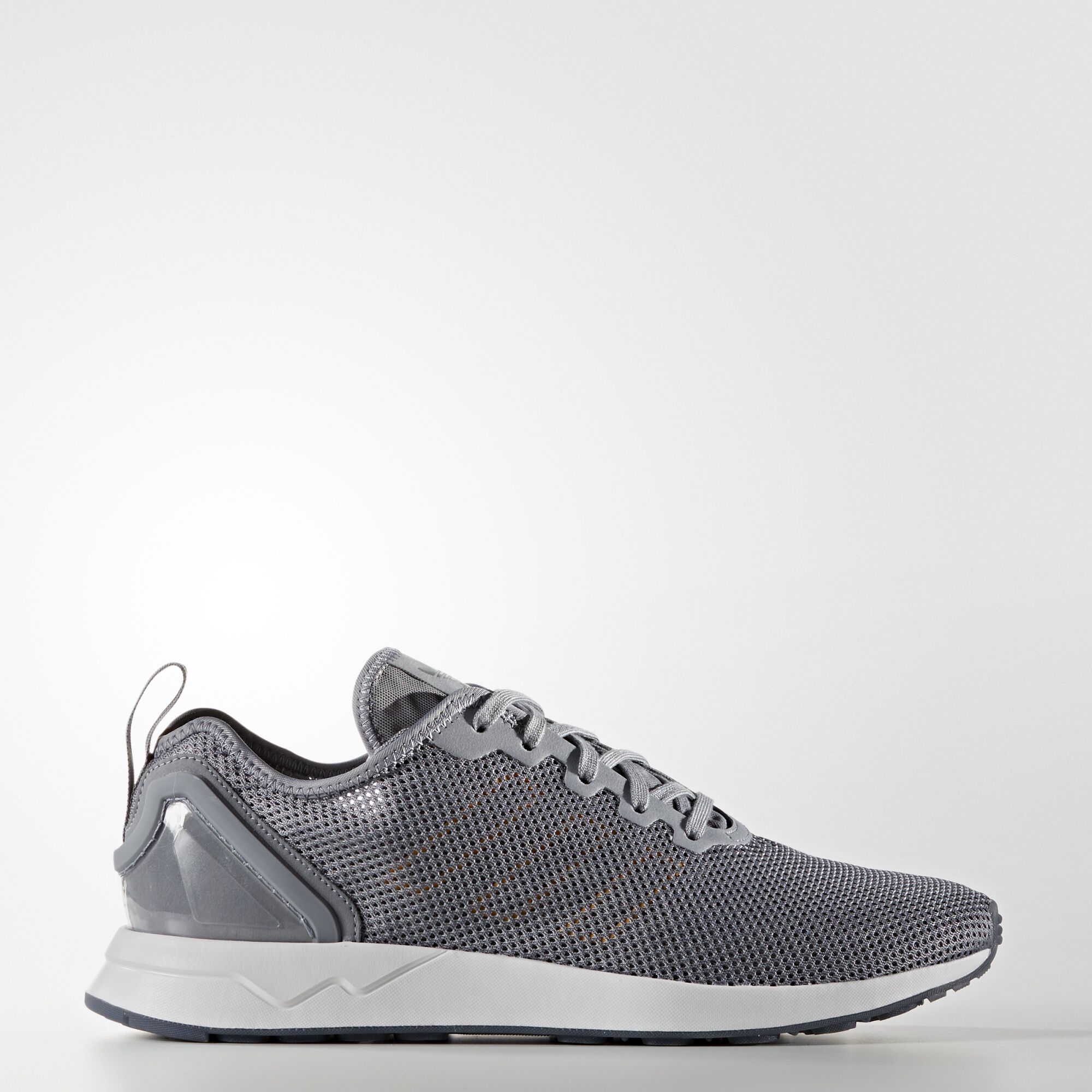 Adidas Zx Flux Adv Grey And White