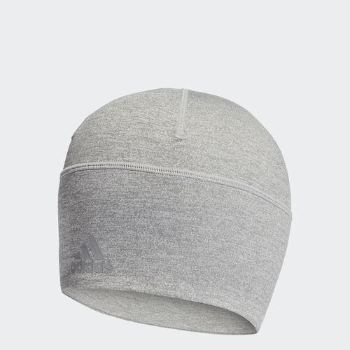 adidas - Climalite Beanie Core Heather/Reflective Silver BQ9017