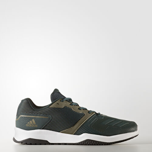 adidas - Gym Warrior 2.0 Shoes Green Night /Trace Olive BB3241