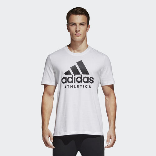adidas - Sport ID Tee White BK3715