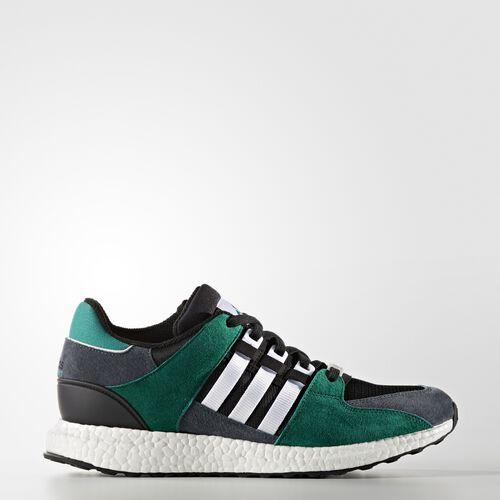 adidas - Zapatilla EQT Support 93/16 Core Black/ White/Sub Green S79923