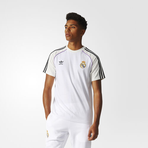 adidas - Real Madrid Jersey White/Off White BQ3224
