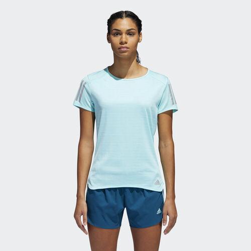 adidas - Camiseta Response Energy Aqua BQ7966