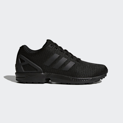 adidas - ZX Flux Shoes Core Black/Dark Grey S32279