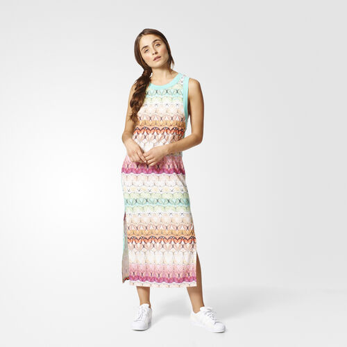 adidas - Borbofresh Tank Dress Multicolor BJ9035