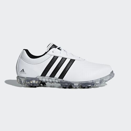 adidas - Sapatos Adipure Flex Wide Footwear White/Core Black/Silver Metallic F33456