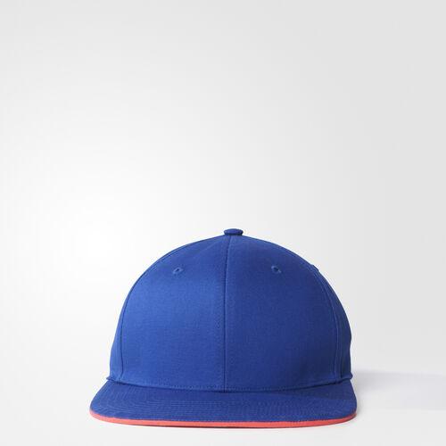 adidas - adidas STELLASPORT Embroidered Cap Bold Blue/Flash Red AX8711