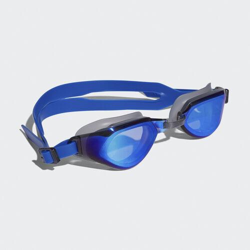 adidas - Persistar Fit Mirrored Goggles Collegiate Royal/Collegiate Royal/White BR1091