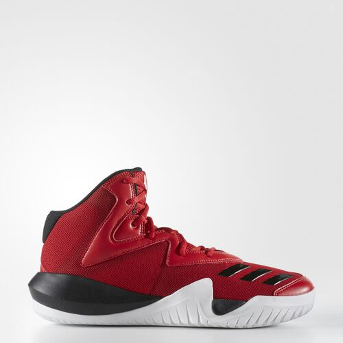 adidas - Crazy Team 2017 Shoes Scarlet/Core Black/Footwear White B49400