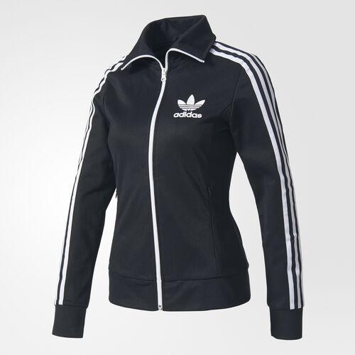 adidas - Europa Track Jacket Black BK5936