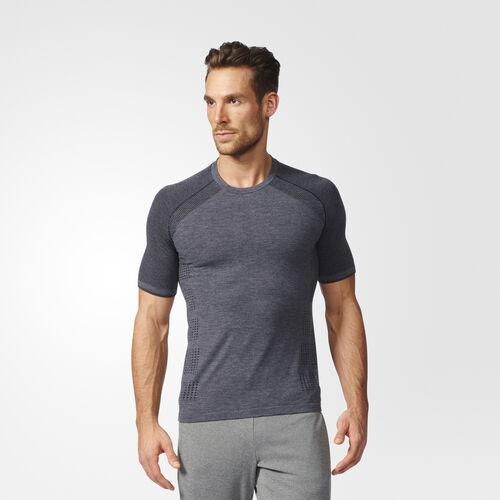 adidas - Primeknit Wool T-shirt Black AZ2881