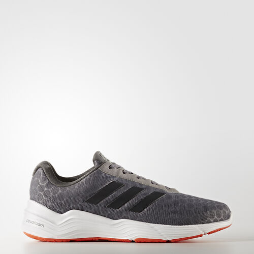 adidas - Fluid Cloud Bold sko Grey Four /Utility Black /Energy BB3580