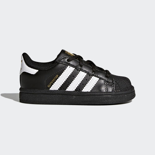 adidas - Chaussure Superstar Core Black/Footwear White BB9078