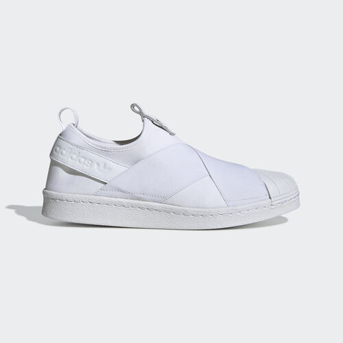 adidas - Superstar Slip-On Shoes Footwear White/Core Black S81338