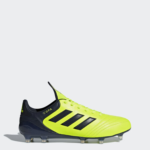 adidas - Copa 17.1 Firm Ground Boots Solar Yellow/Legend Ink /Semi Solar Yellow S77126