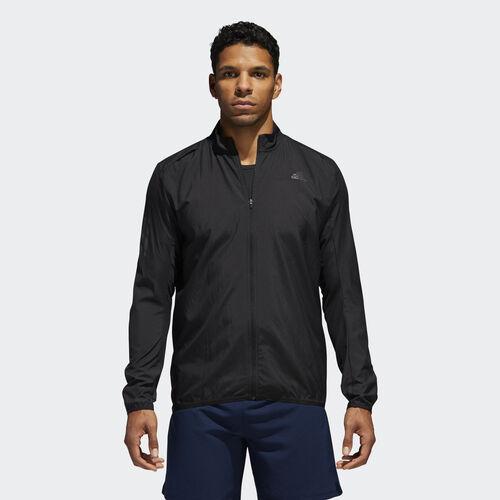 adidas - Response Windjacke Black / Black S98103
