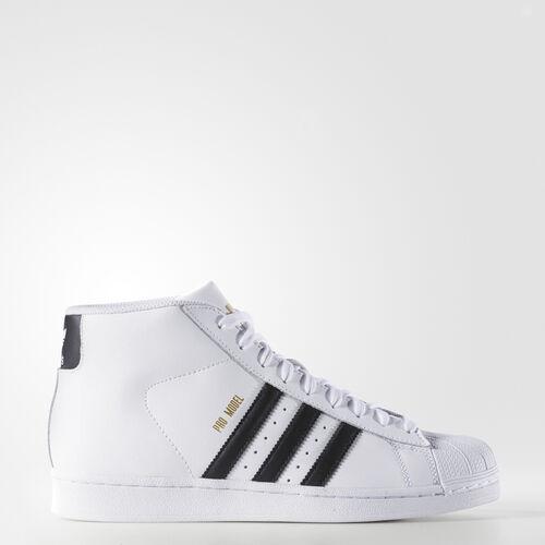adidas - Pro Model Shoes White/Core Black S85956