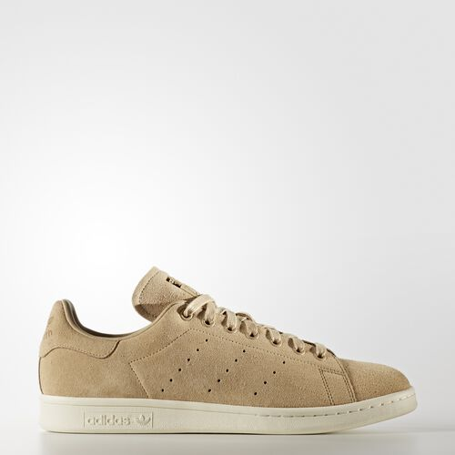 adidas - Stan Smith Shoes Linen Khaki/Off White BB0039