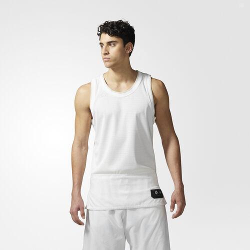 adidas - Harden Vol. 1 Playmaker Jersey White BK1243