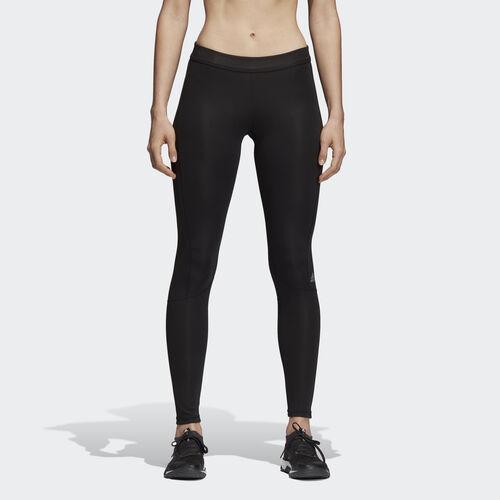 adidas - TECHFIT BASE LONG TIGHT Black/Matte Silver AI2963