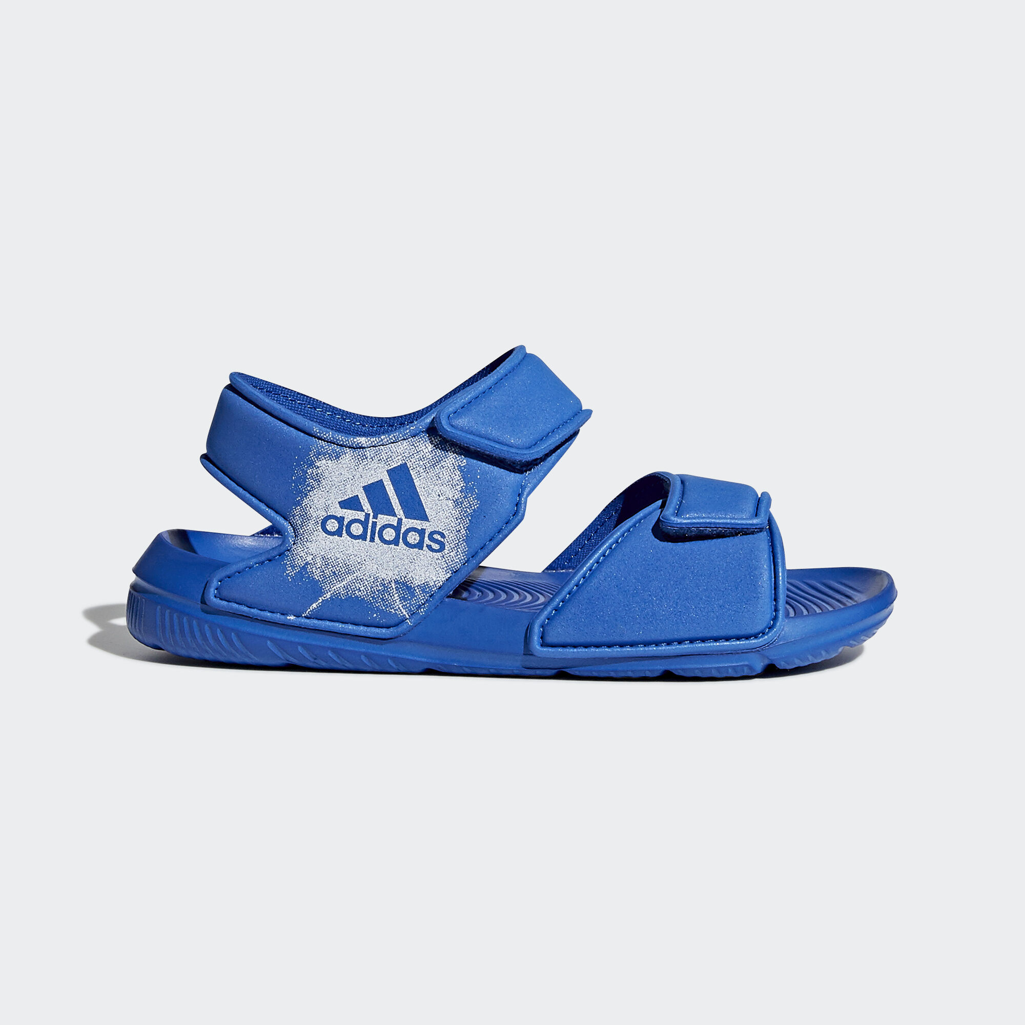 cfd49e1dcd96ea Buy adidas slippers kids blue   OFF55% Discounted
