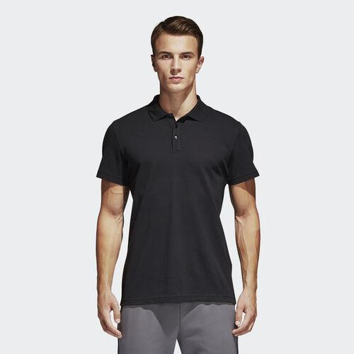 adidas - Essentials Basic Polo Shirt Black S98751