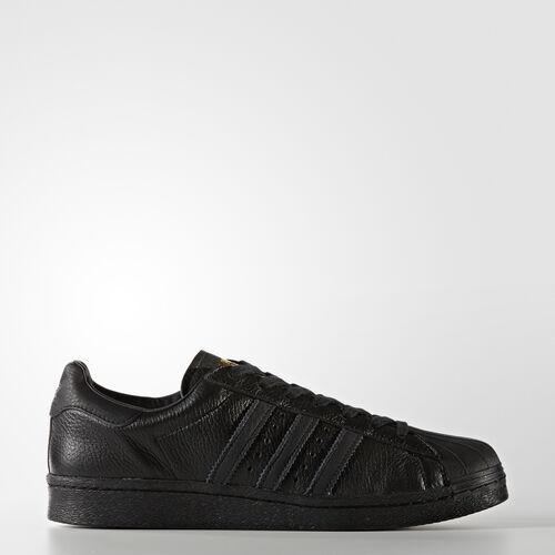 adidas - Superstar Boost Schoenen Core Black/Gold Metallic BB0186