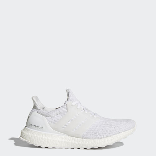 adidas - Ultra Boost Shoes Footwear White/Crystal White BA7686