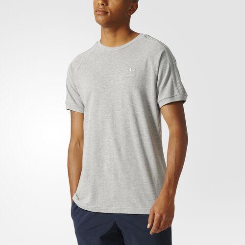 adidas - Koszulka CLFN Triple Tee Medium Grey Heather BK7565