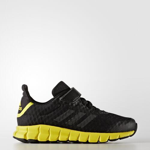 adidas - RapidaFlex Shoes Core Black/Bright Yellow BB1276