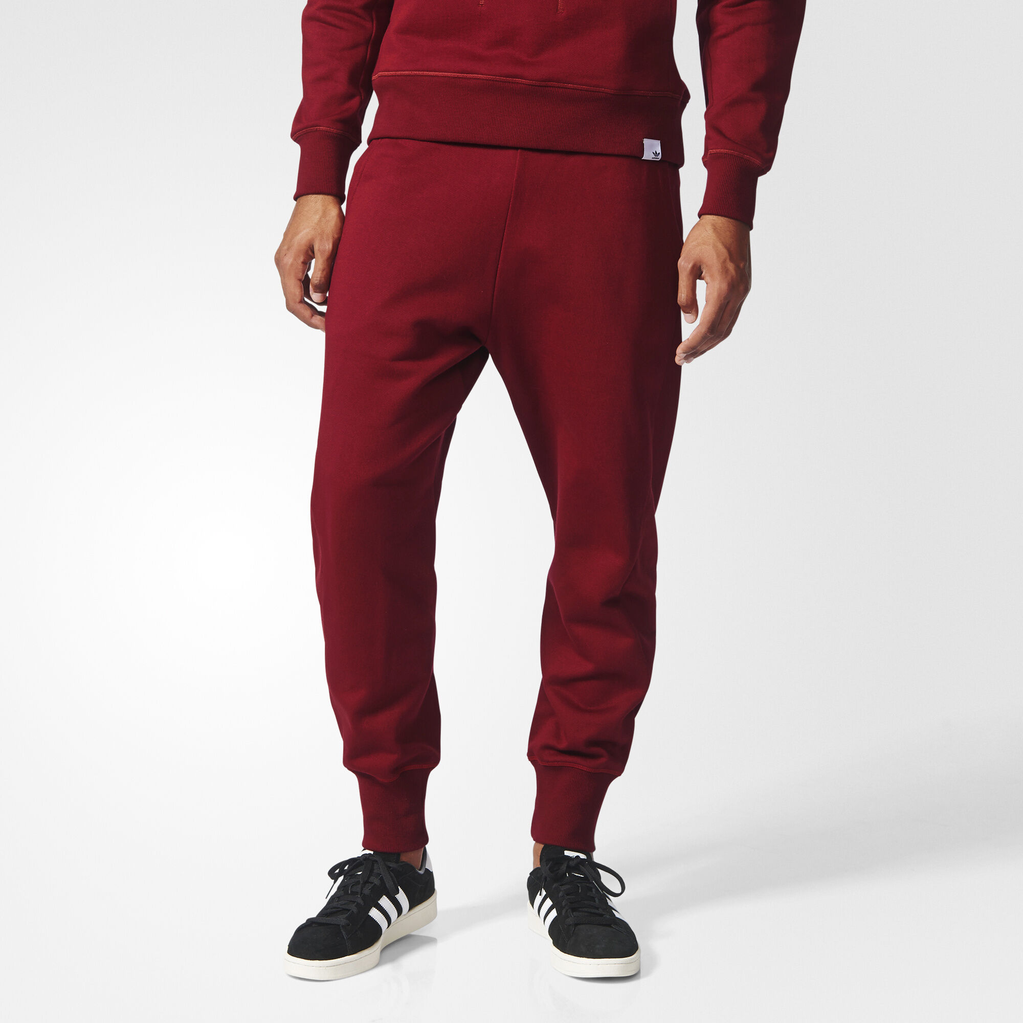 adidas Originals XBYO Sweatpant - Red