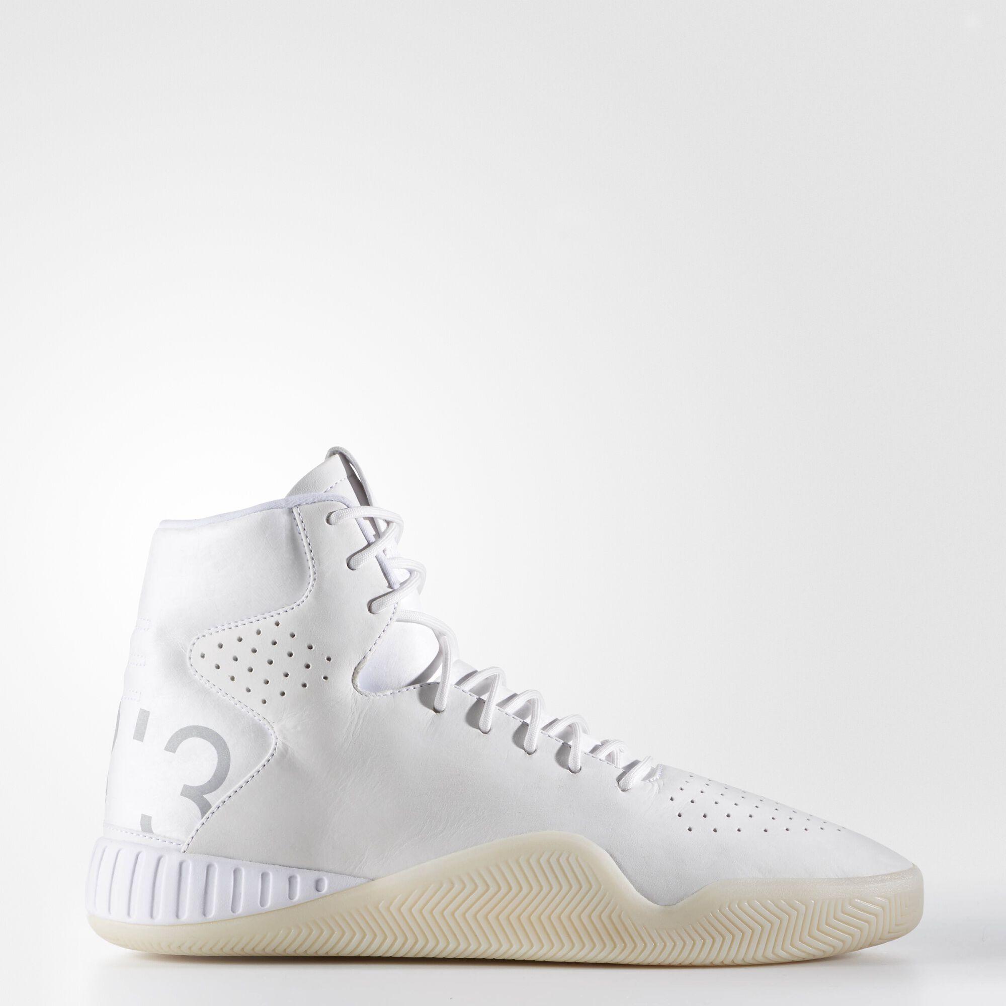 Adidas Tubular White Reflective
