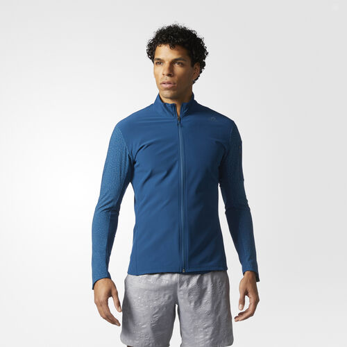 adidas - Supernova Storm Jacket Blue Night BQ7251