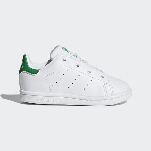 adidas - Stan Smith Shoes Footwear White/Green BB2998
