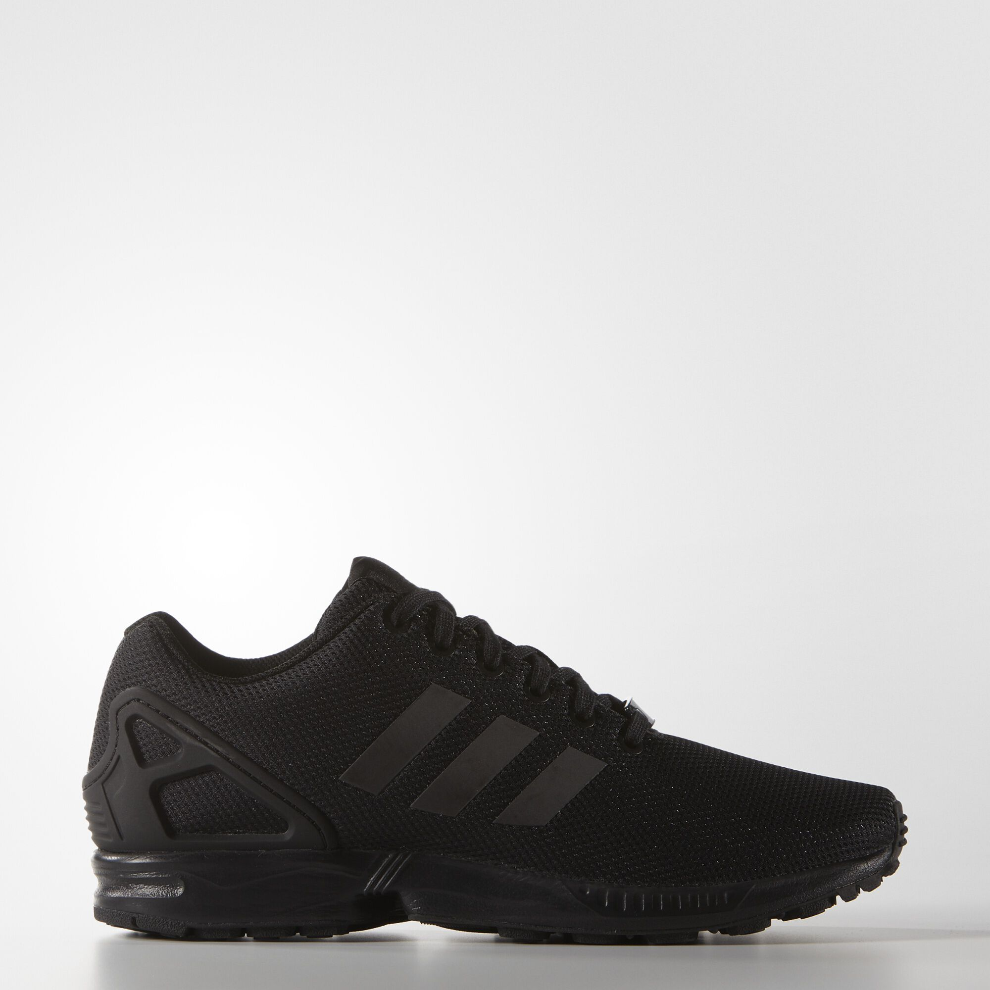 Adidas Zx Flux Black Gold Womens