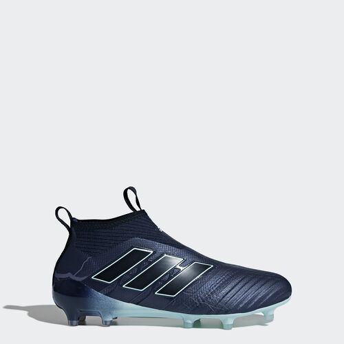 adidas - ACE 17+ Purecontrol Firm Ground Boots Legend Ink /Core Black/Energy Aqua S77165