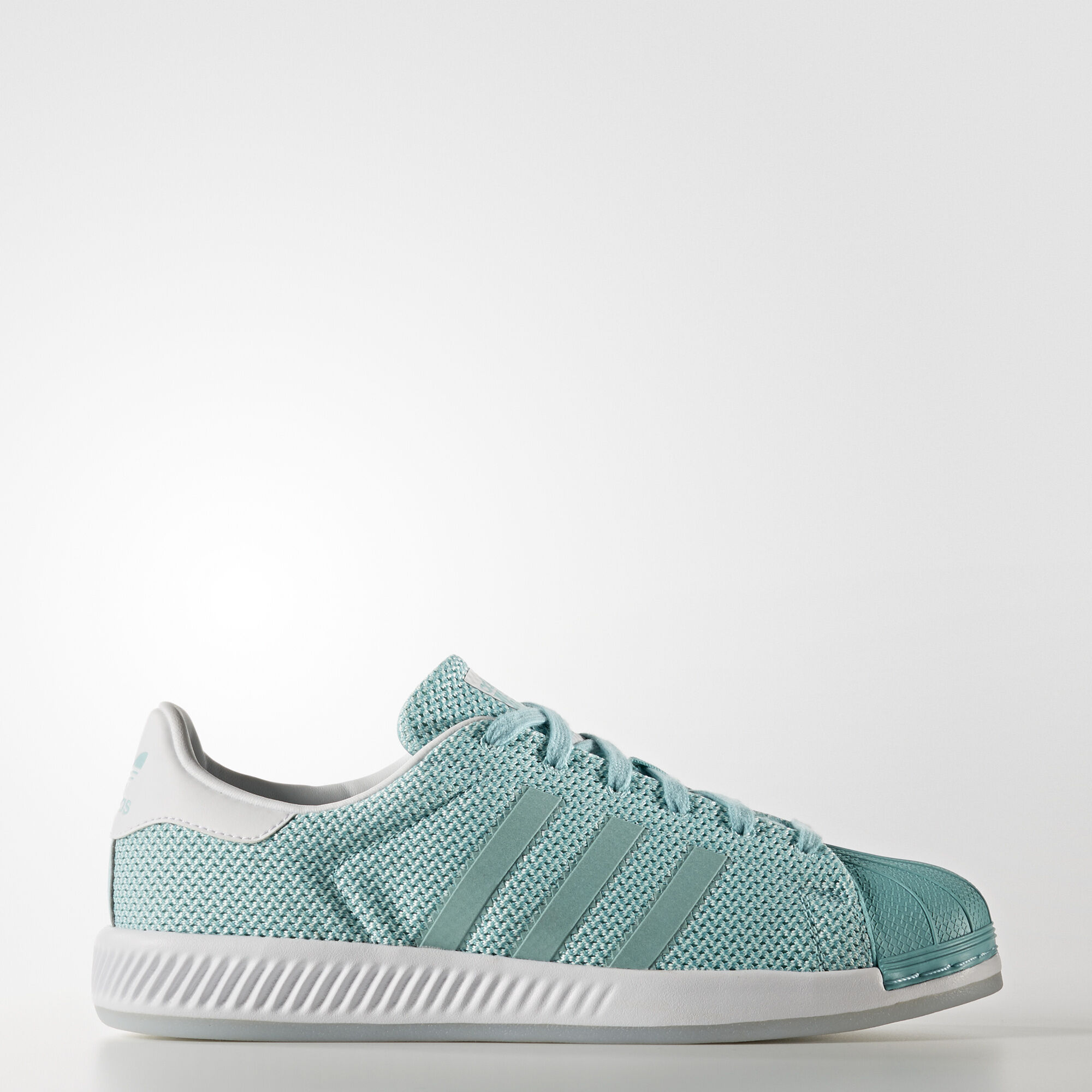 Adidas Superstar In Blau