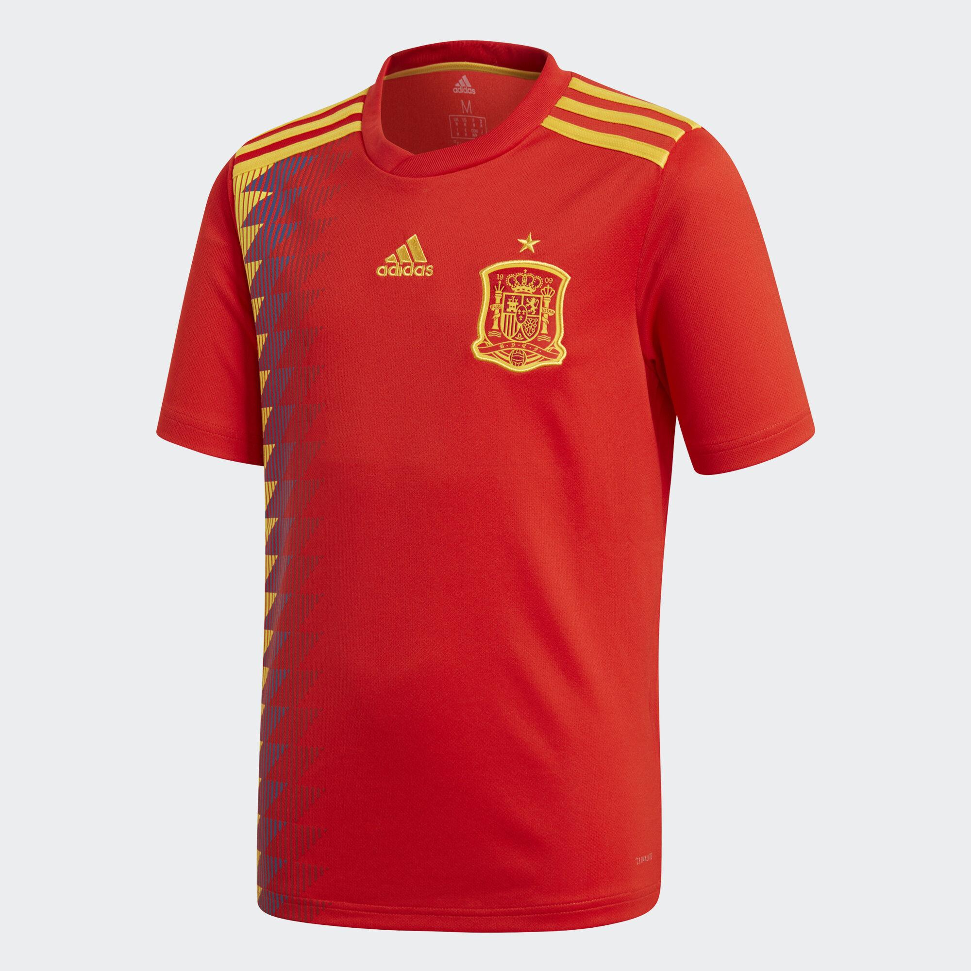 Coup Spain: Adidas Réplica Da Camisola Principal Da Espanha