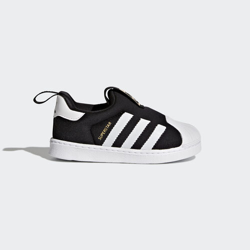 adidas - Superstar 360 Shoes Core Black/Footwear White S82711