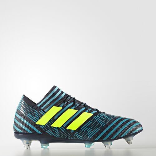 adidas - Nemeziz 17.1 Soft Ground Boots Legend Ink /Solar Yellow/Energy Blue S82333