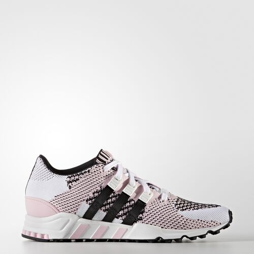 adidas - EQT Support RF Primeknit Shoes Wonder Pink /Core Black/Footwear White BY9601