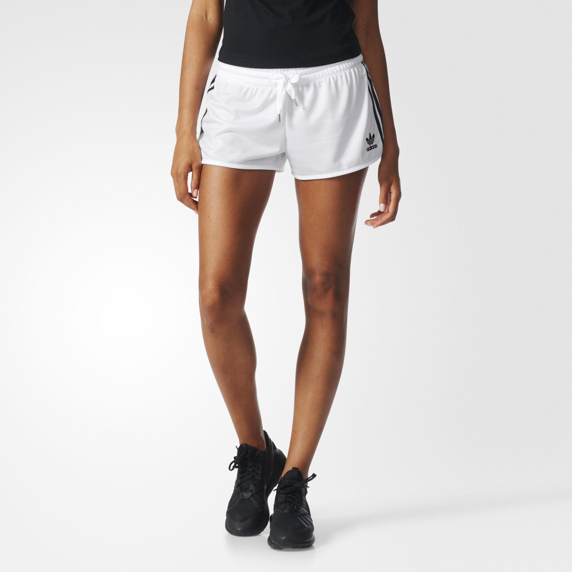 adidas pantaloncini donna